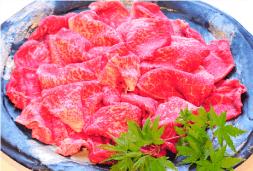 宮崎牛の牛鍋コース
