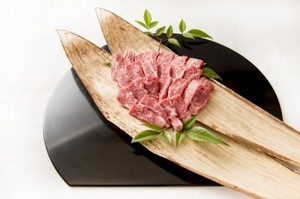 九州産黒毛和牛 焼肉用 500g